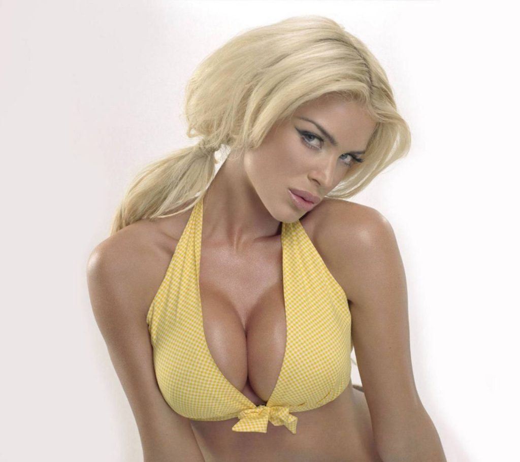 Victoria Silvstedt Hot Yellow Bikini 1024x910 - Victoria Silvstedt Net Worth, Pics, Wallpapers, Career and Biograph