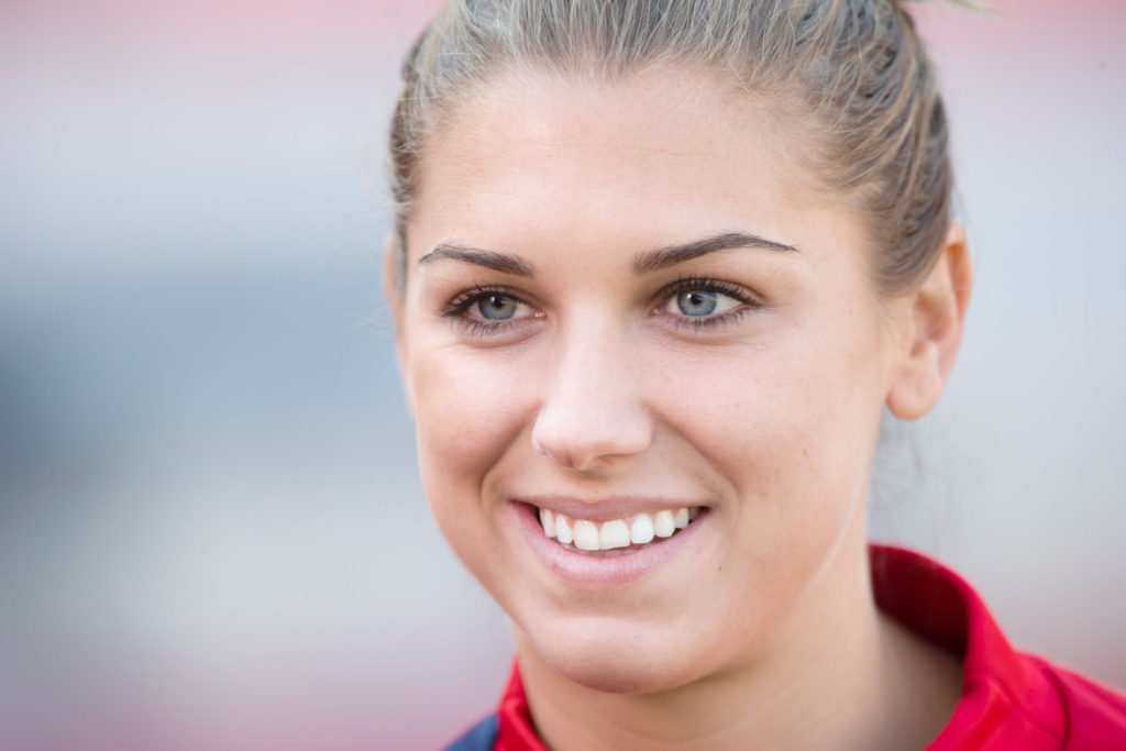 Alex Morgan 1024x683 - Alex Morgan Net Worth, Pics, Wallpapers, Career and Biography