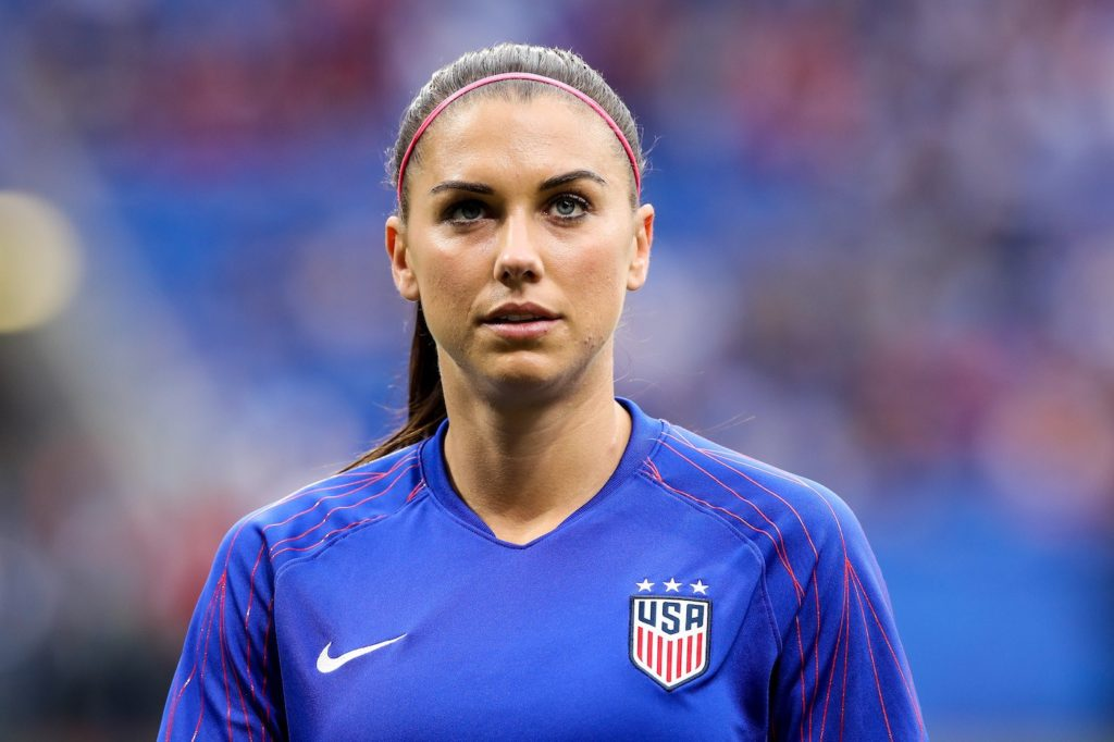 Alex Morgan Archives 1024x682 - Alex Morgan Net Worth, Pics, Wallpapers, Career and Biography