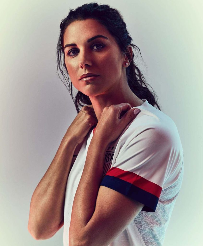 Beautiful Alex Morgan Pics 846x1024 - Alex Morgan Net Worth, Pics, Wallpapers, Career and Biography