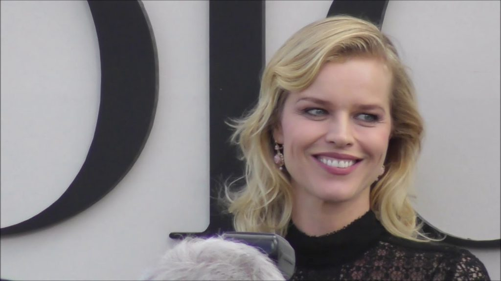 Blonde Top Model Eva Herzigova Wallpapers 1024x576 - Blonde Top Model Eva Herzigova Wallpapers