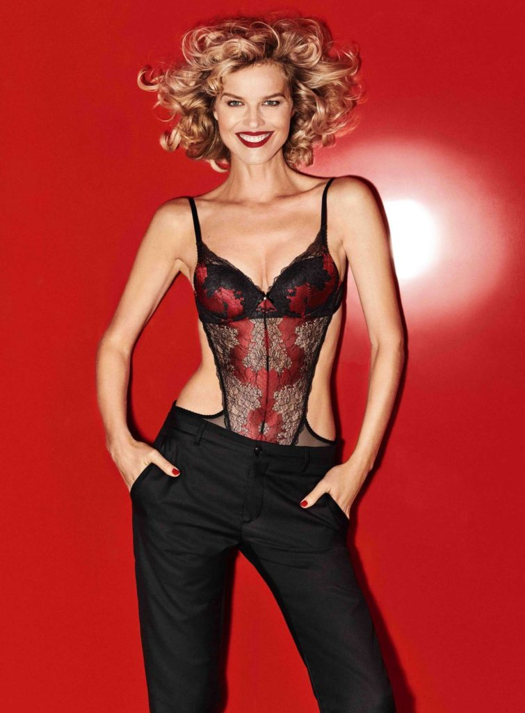 Eva Herzigova Hot Lingerie Pics 755x1024 - Eva Herzigova Net Worth, Pics, Wallpapers, Career and Biography