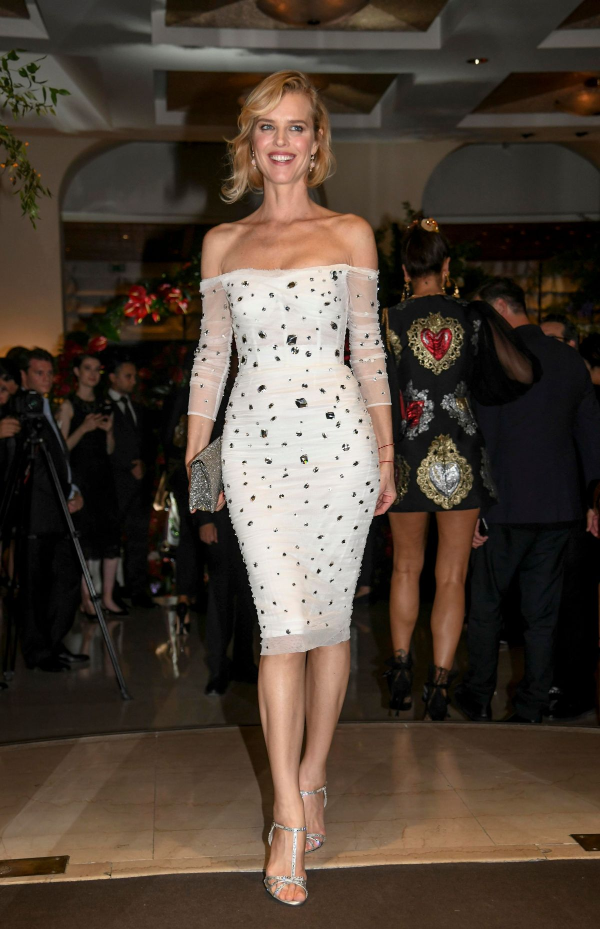 Eva Herzigova Party Dress - Eva Herzigova Party Dress