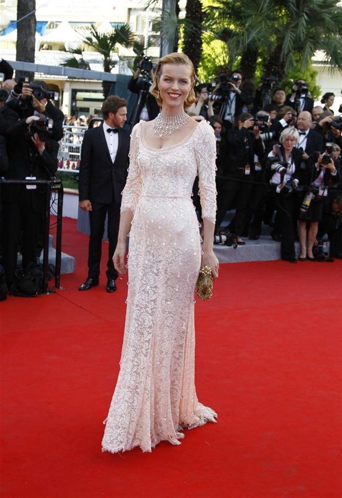 Eva Herzigova Red Carpet Pics 703x1024 - Eva Herzigova Net Worth, Pics, Wallpapers, Career and Biography