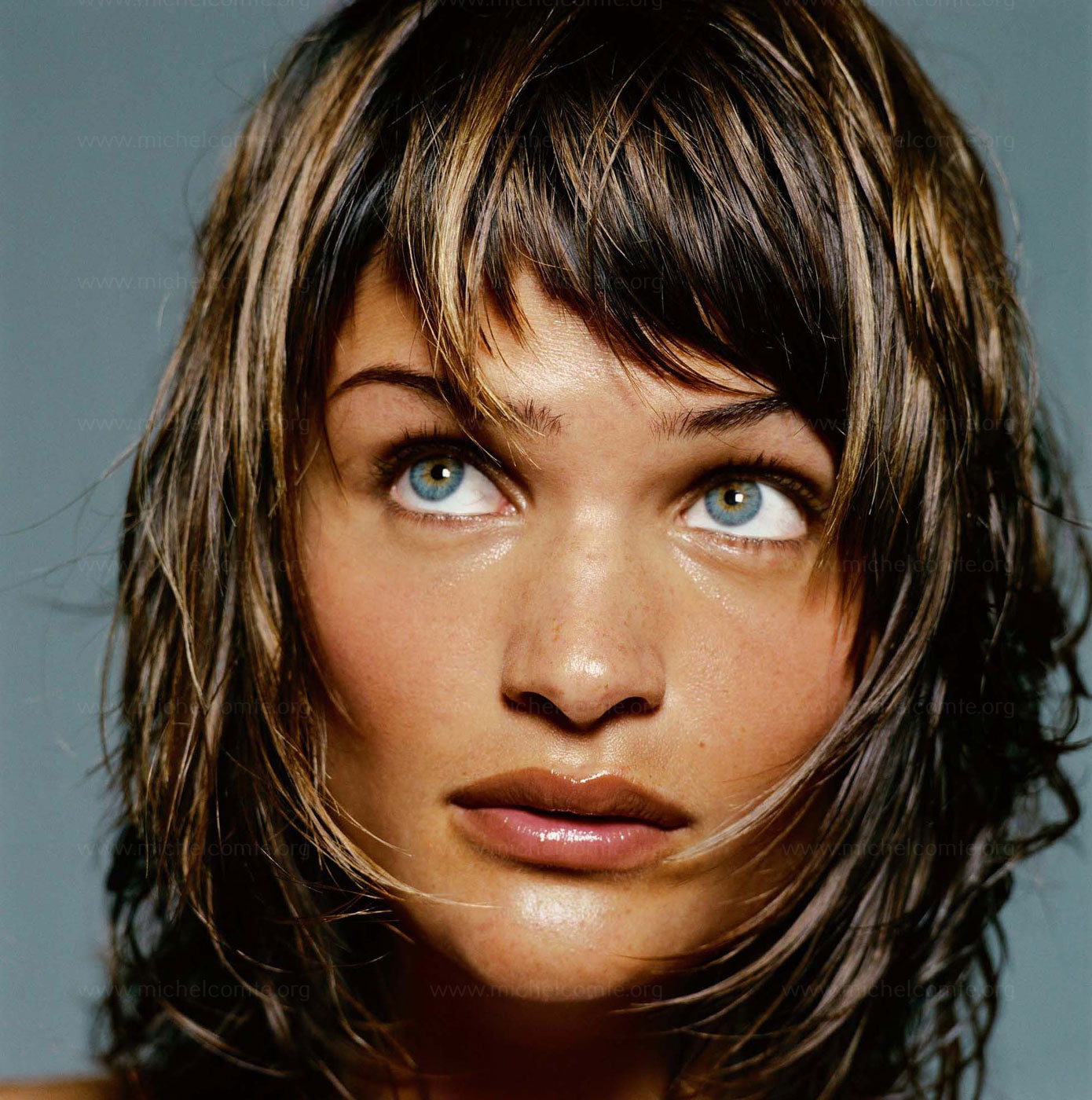 Helena Christensen Eyes - Helena Christensen Eyes