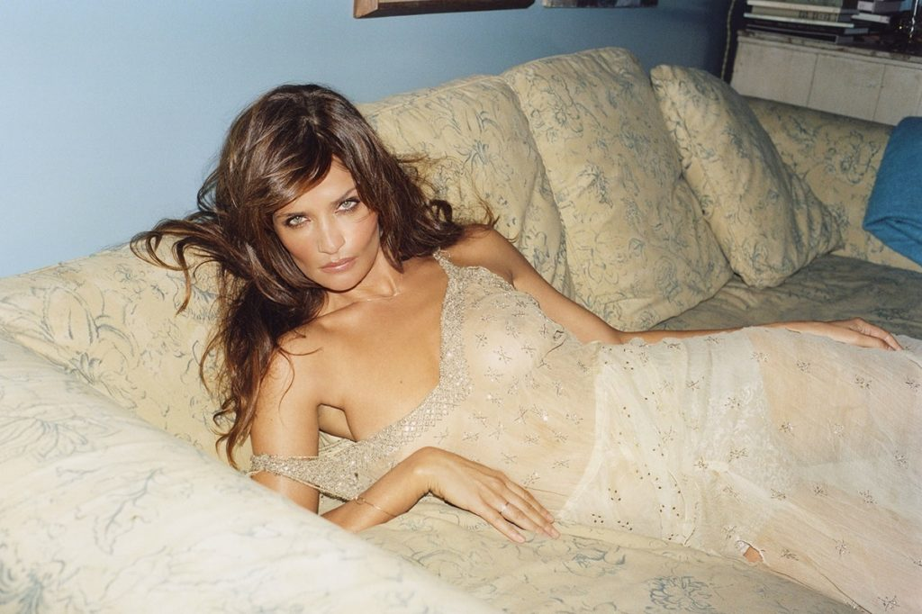 Helena Christensen Hot Couch Pose 1024x682 - Helena Christensen Net Worth, Pics, Wallpapers, Career and Biography