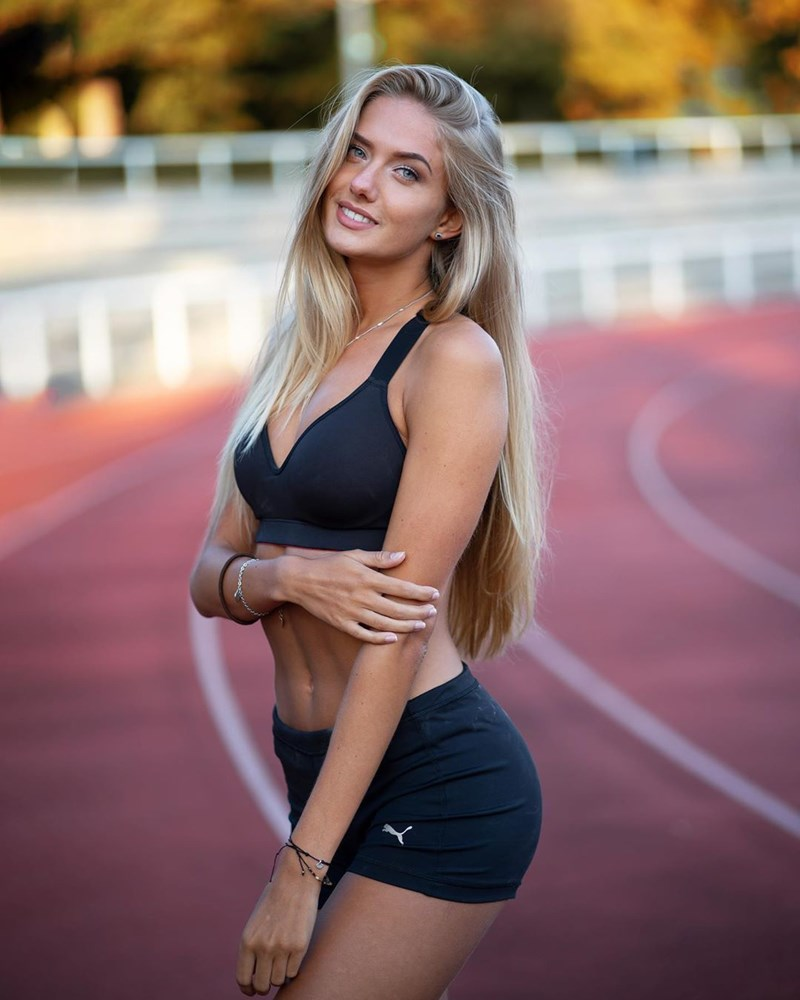 Hot Blonde Athlete Alica Schmidt - Alica Schmidt Net Worth, Pics, Wallpapers, Career and Biography