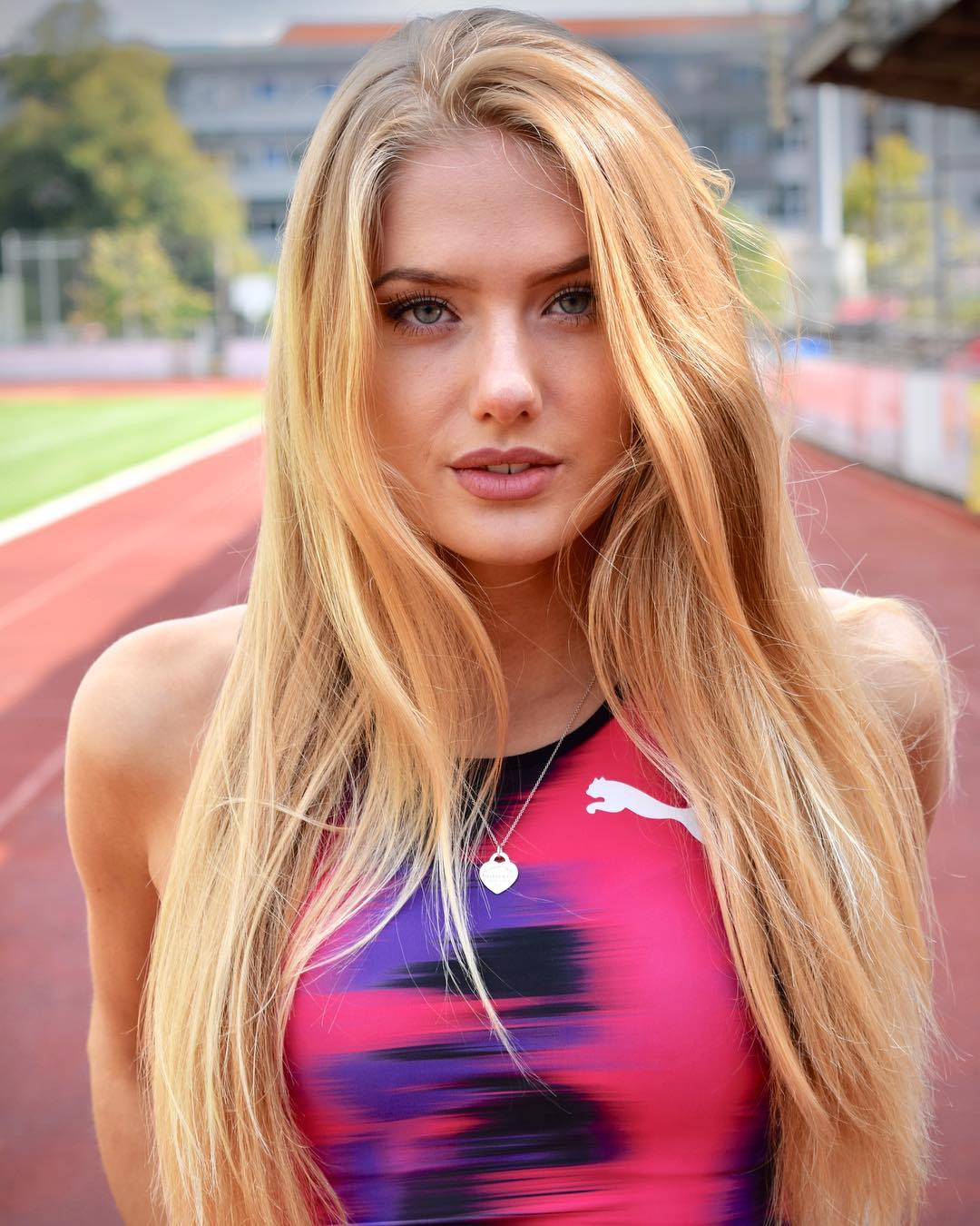Hot German Athlete Alica Schmidt Pics - Alica Schmidt Net Worth, Pics, Wallpapers, Career and Biography