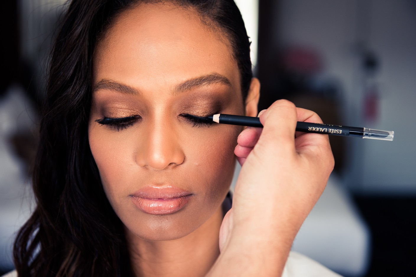 Joan Smalls Eyes Makeup - Joan Smalls Eyes Makeup