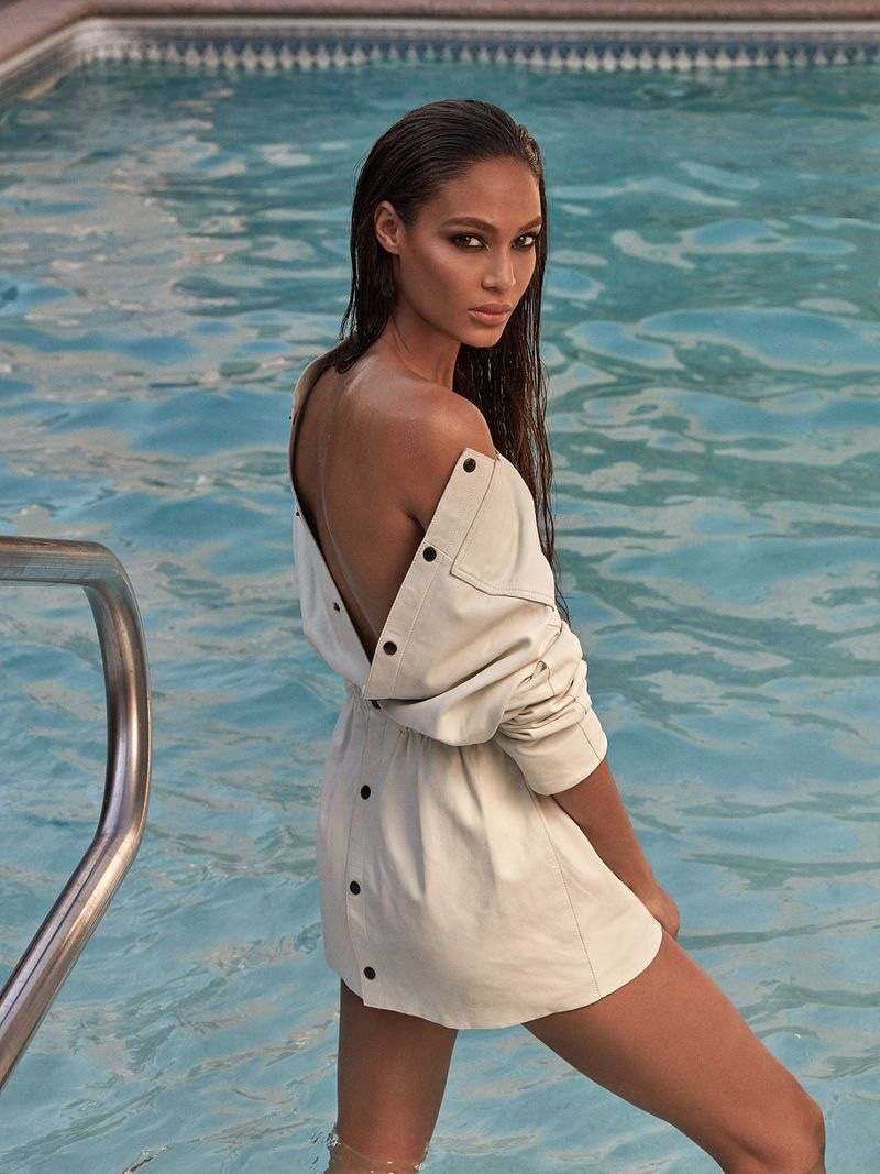 Joan Smalls Hot Covers By The Pool - Joan Smalls Hot Covers By The Pool