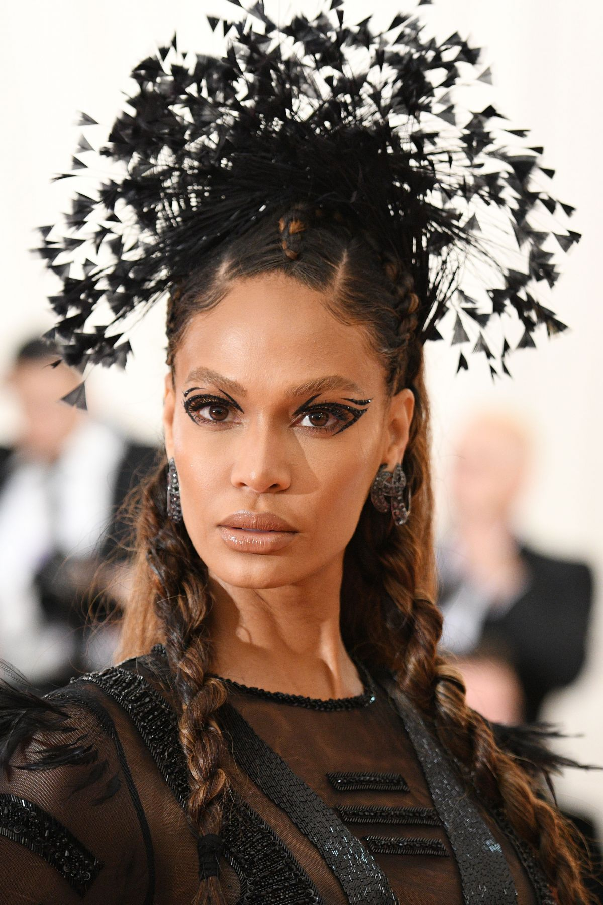 Joan Smalls Met Gala Arrivals - Joan Smalls Met Gala Arrivals