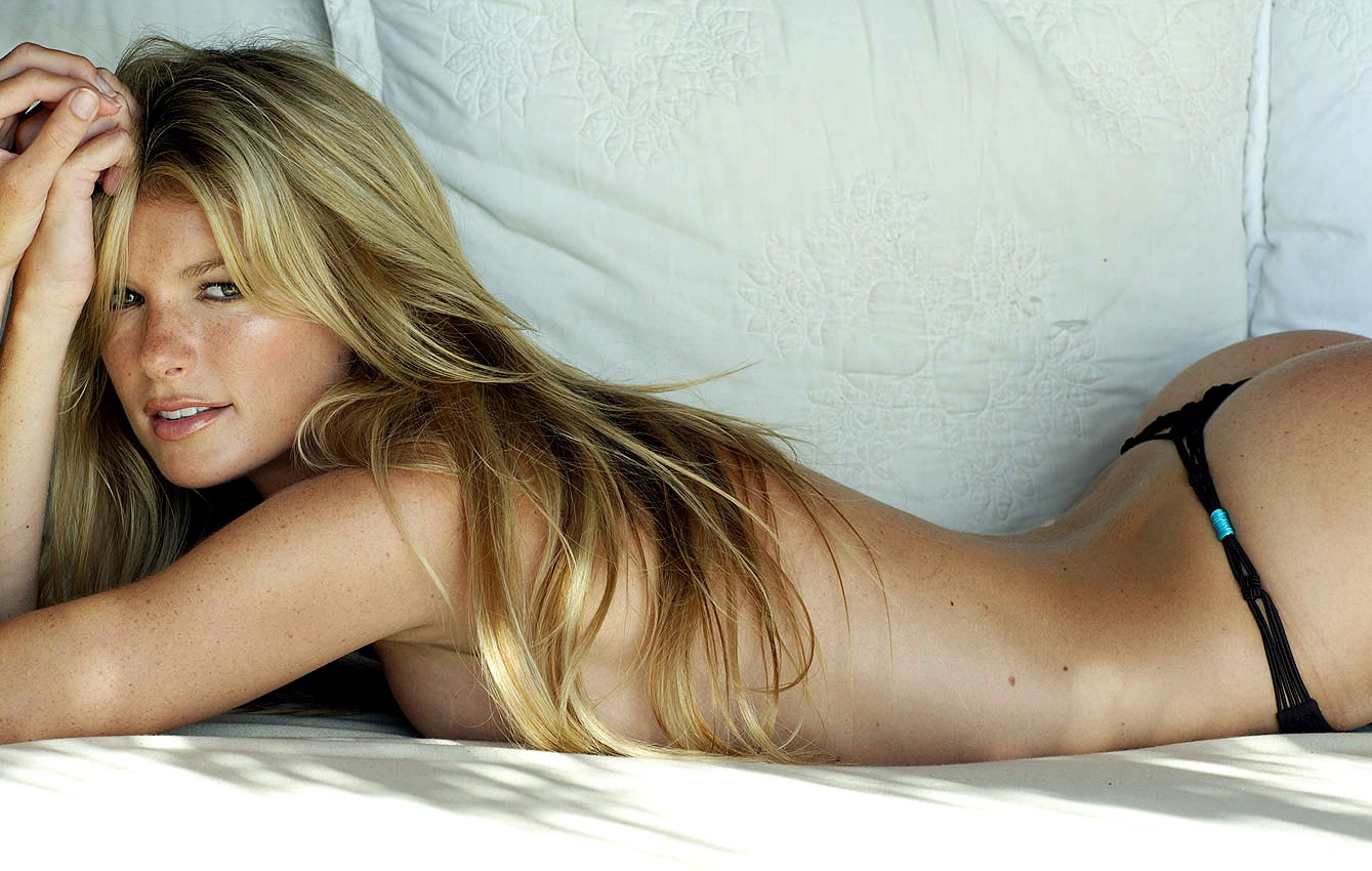 Marisa Miller Hot Tanga Wallpapers - Marisa Miller Hot Tanga Wallpapers