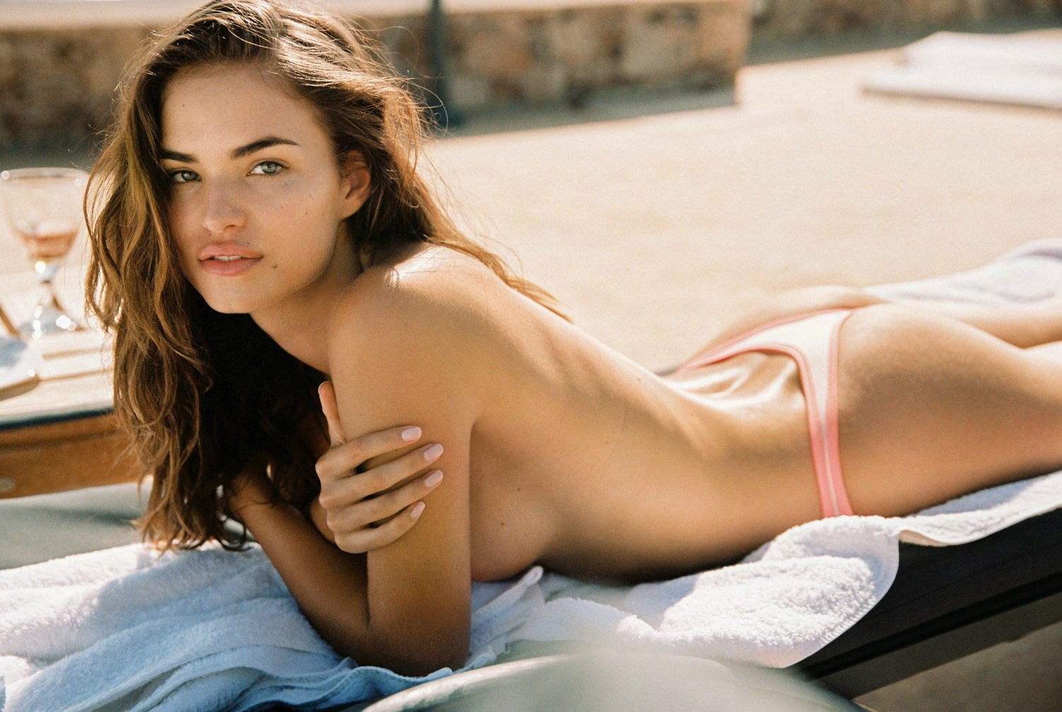 Robin Holzken Only Panty Wallpapers - Robin Holzken Only Panty Wallpapers