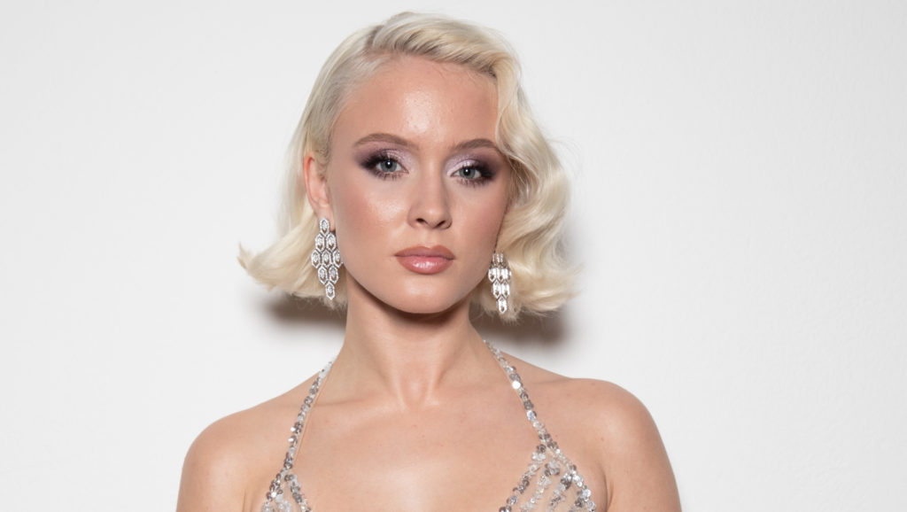 Zara Larsson Hot Haircut 1024x578 - Zara Larsson Net Worth, Pics, Wallpapers, Career and Biography