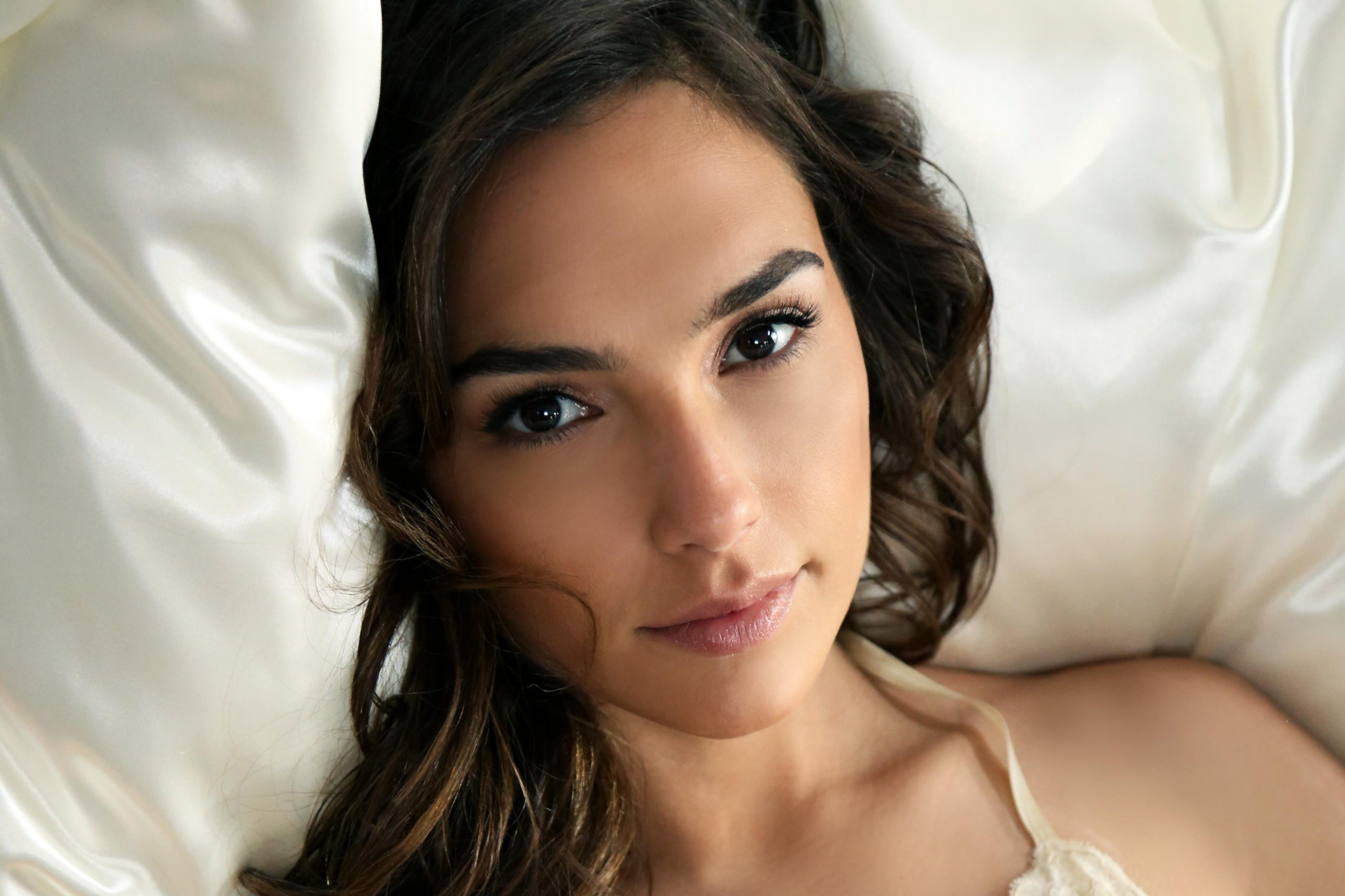 Gal Gadot Bed Pose scaled - Gal Gadot Net Worth, Pics, Wallpapers, Career and Biography