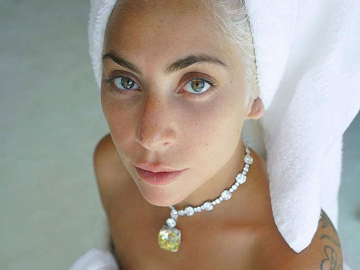Lady Gaga Hot After Shower Pics - Lady Gaga Hot After Shower Pics
