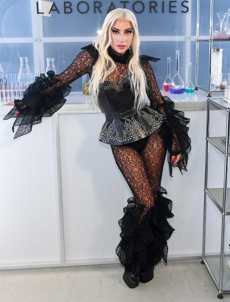 Lady Gaga Hot Dress 781x1024 - Lady Gaga Hot Dress Pics