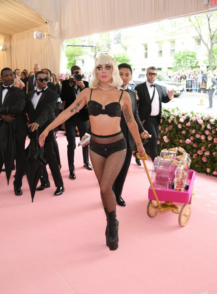 Lady Gaga Metgala Arrivals 757x1024 - Lady Gaga Net Worth, Pics, Wallpapers, Career and Biography