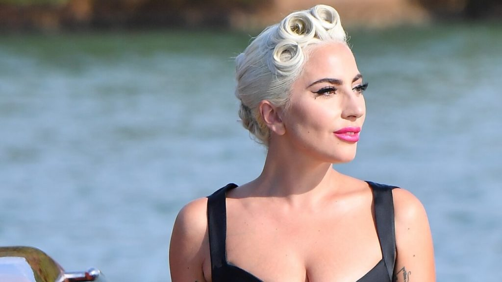 Lady Gaga Outdoors Photoshoots 1024x576 - Lady Gaga Net Worth, Pics, Wallpapers, Career and Biography