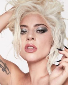 Lady Gaga Tattoos 240x300 - Ariana Grande Net Worth, Pics, Wallpapers, Career and Biography