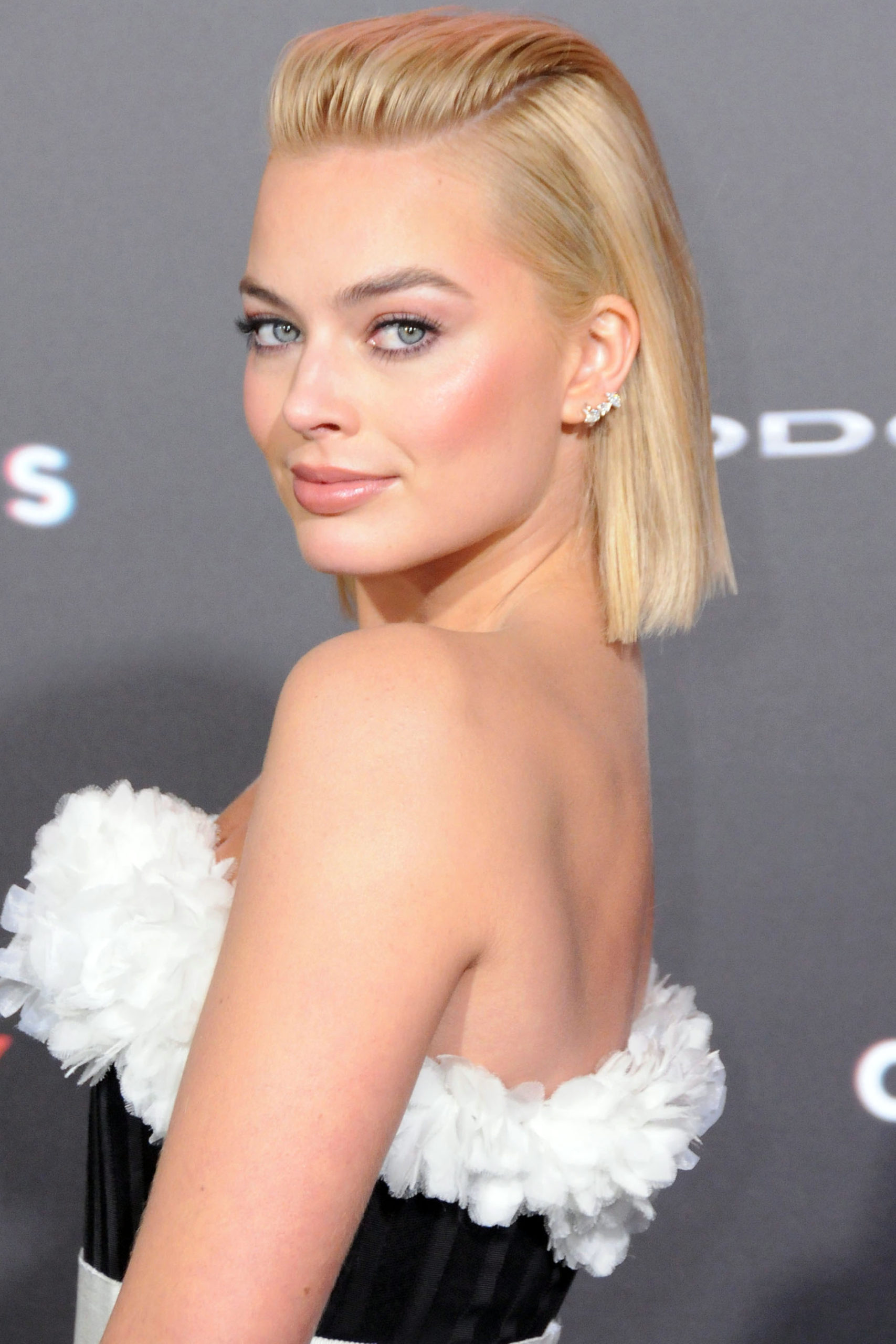 Margot Robbie Hairstyle scaled - Margot Robbie Net Worth, Pics, Wallpapers, Career and Biography