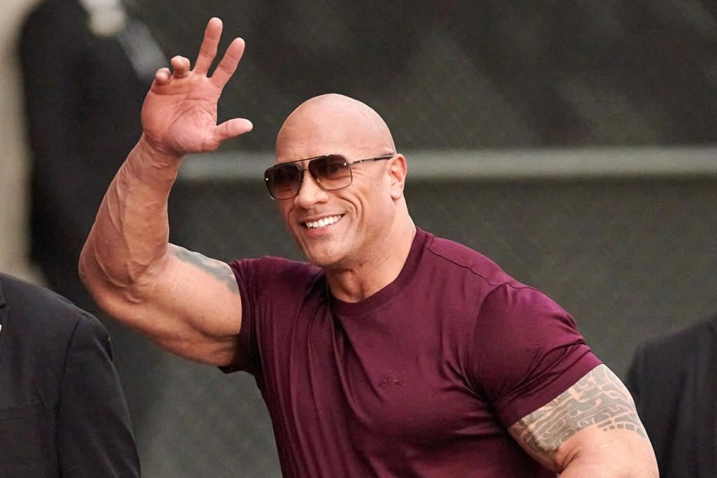The Rock Dwayne Johnson Wallpapers 1024x683 - The Rock Dwayne Johnson Wallpapers