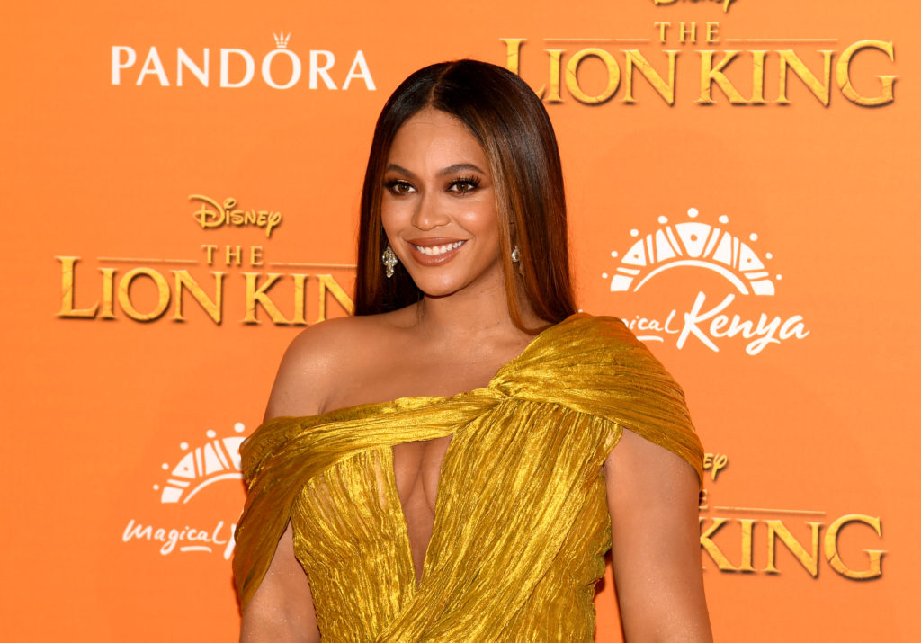 Beyonce Gallery 1024x715 - Beyonce Premiere Of The Lion King Pics