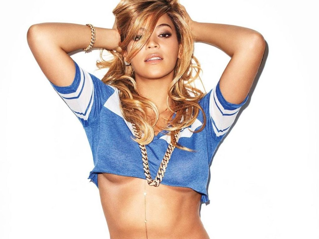 Beyonce Hot Tanktop Pics 1024x768 - Beyonce Net Worth, Pics, Wallpapers, Career and Biography