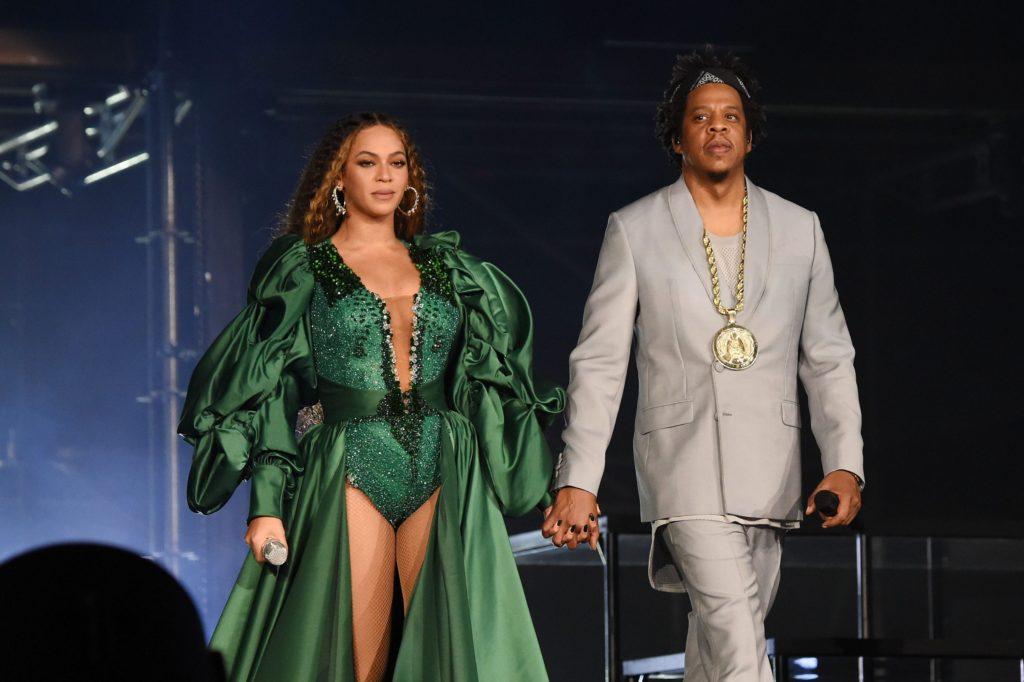 Beyonce Jay Z Concert Wallpapers 1024x682 - Beyonce Net Worth, Pics, Wallpapers, Career and Biography