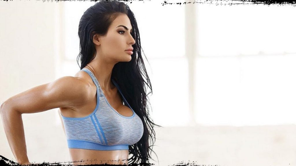 Hot Fitness Model Katelyn Runck Posters 1024x576 - Katelyn Runck Net Worth, Pics, Wallpapers, Career and Biography