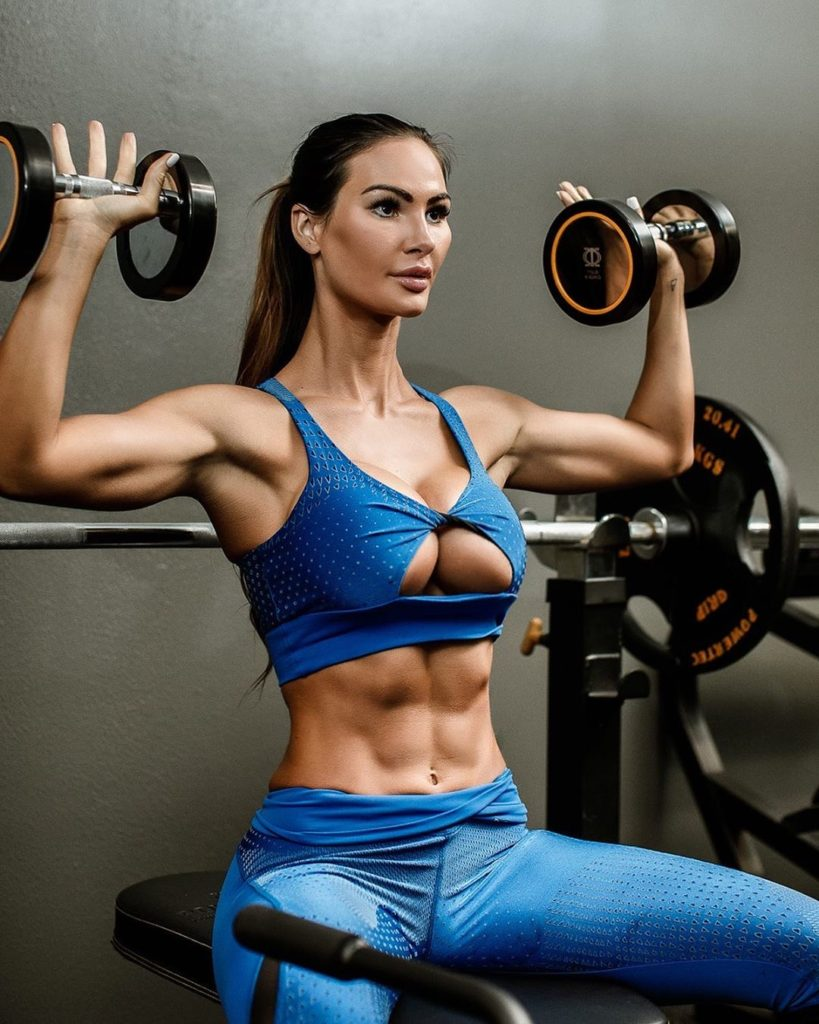 Katelyn Runck Hot Workout Images 819x1024 - Katelyn Runck Net Worth, Pics, Wallpapers, Career and Biography