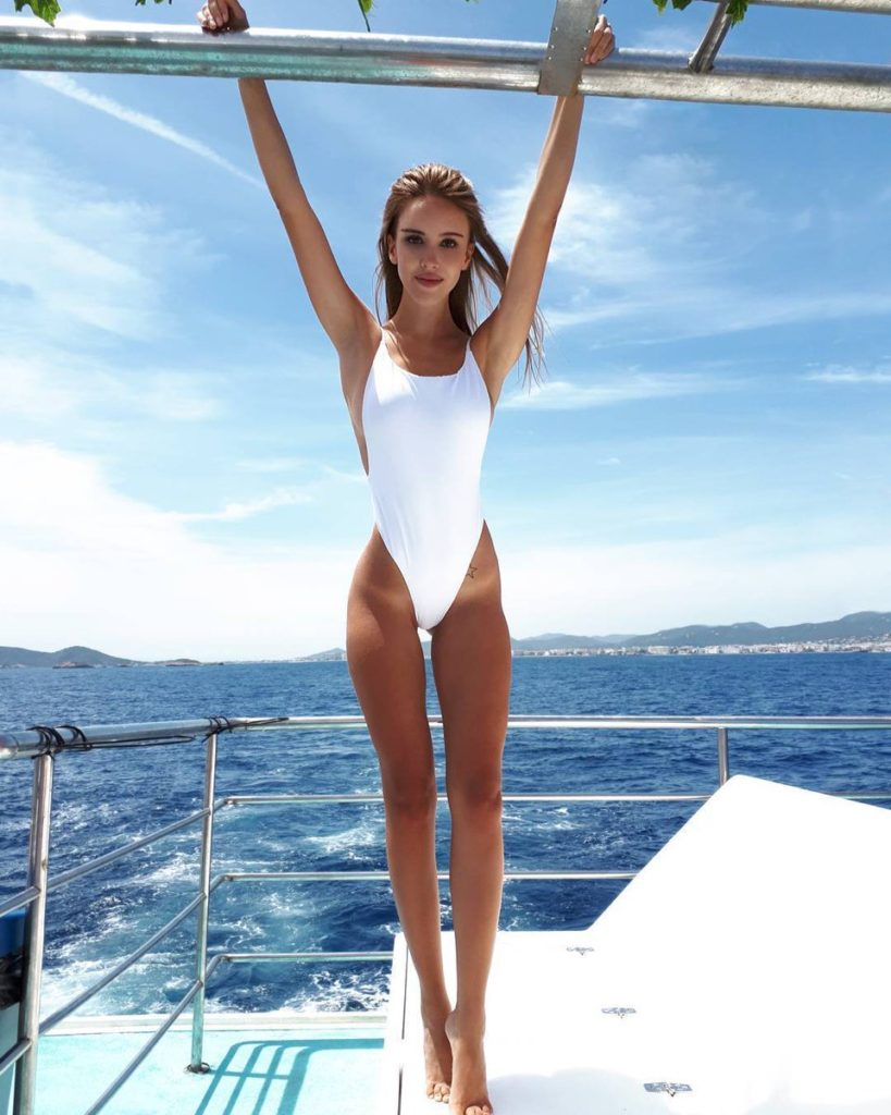 Maria Domark Hot Swimsuit Yacht Pics 819x1024 - Maria Domark Net Worth, Pics, Wallpapers, Career and Biograph