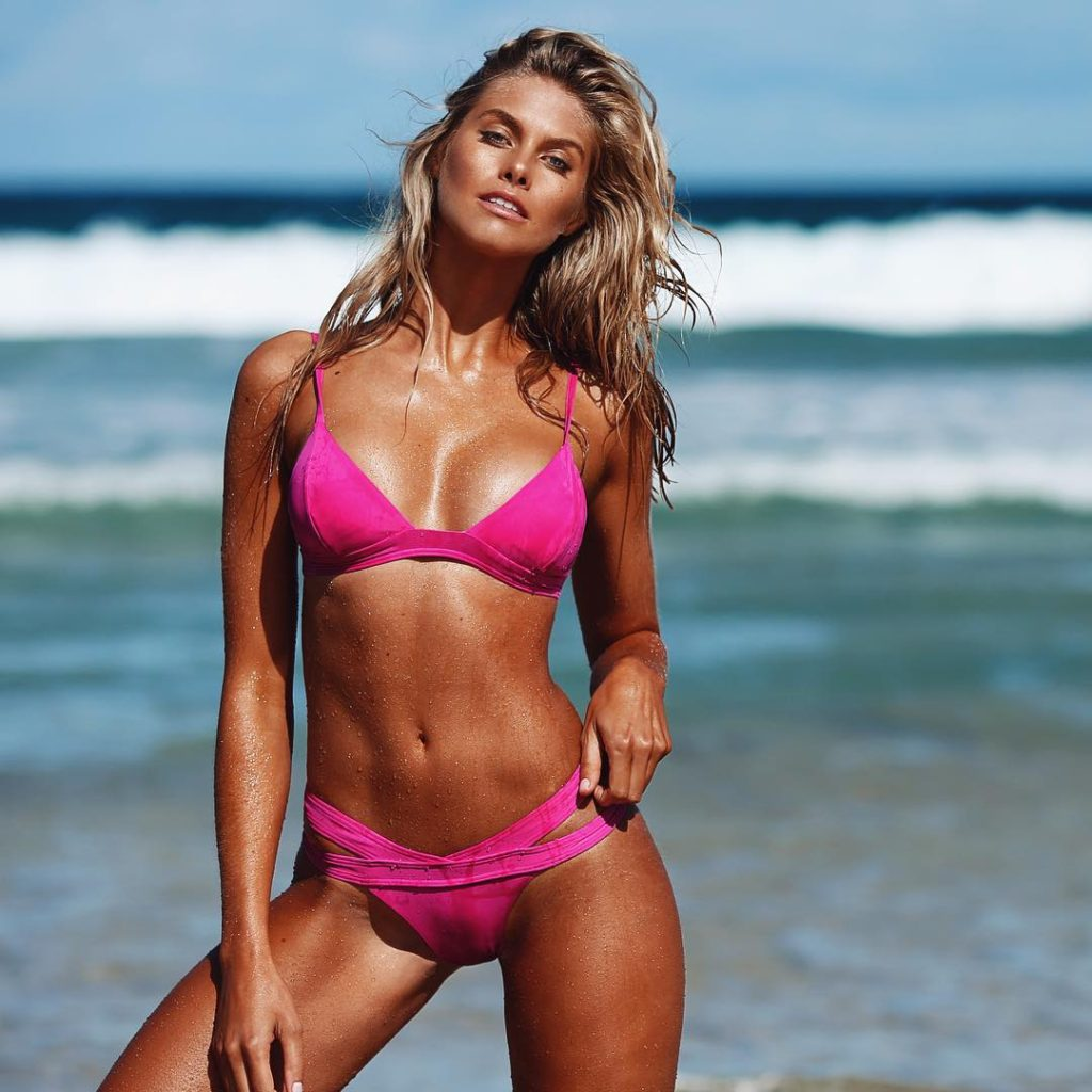 Natalie Jayne Roser Hot Pink Bikini Pics 1024x1024 - Natalie Jayne Roser Net Worth, Pics, Wallpapers, Career and Biograph