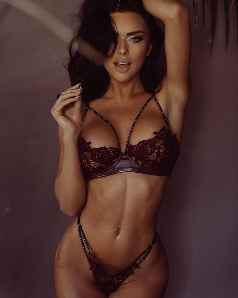 Kelsie Jean Smeby Hot Lingerie Photos 819x1024 - Kelsie Jean Smeby Net Worth, Pics, Wallpapers, Career and Biography