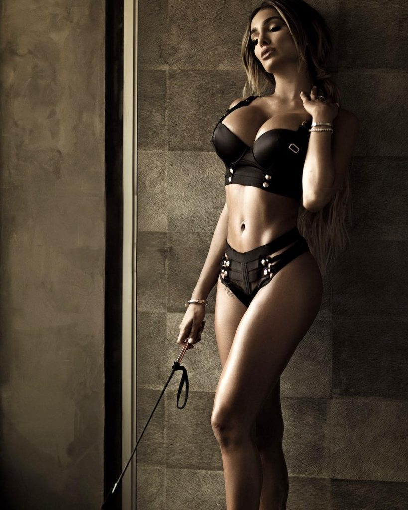 Lyna Perez Hot Wild Lingerie Pics 819x1024 - Lyna Perez Net Worth, Pics, Wallpapers, Career and Biography