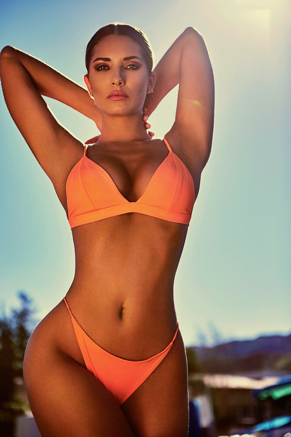 Sierra Skye Hot Bikini Outdoors Pose - Sierra Skye Hot Bikini Outdoors Pose