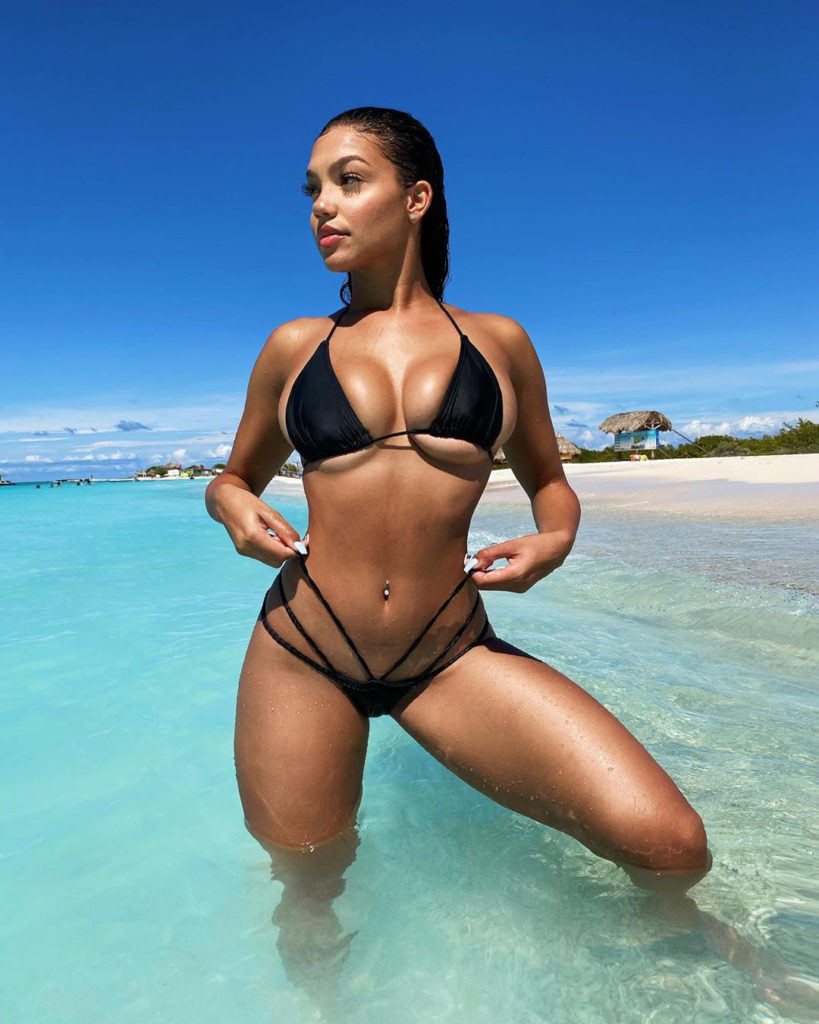 Tiona Fernan Amazing Hot Body Pics 819x1024 - Tiona Fernan Net Worth, Pics, Wallpapers, Career and Biograph