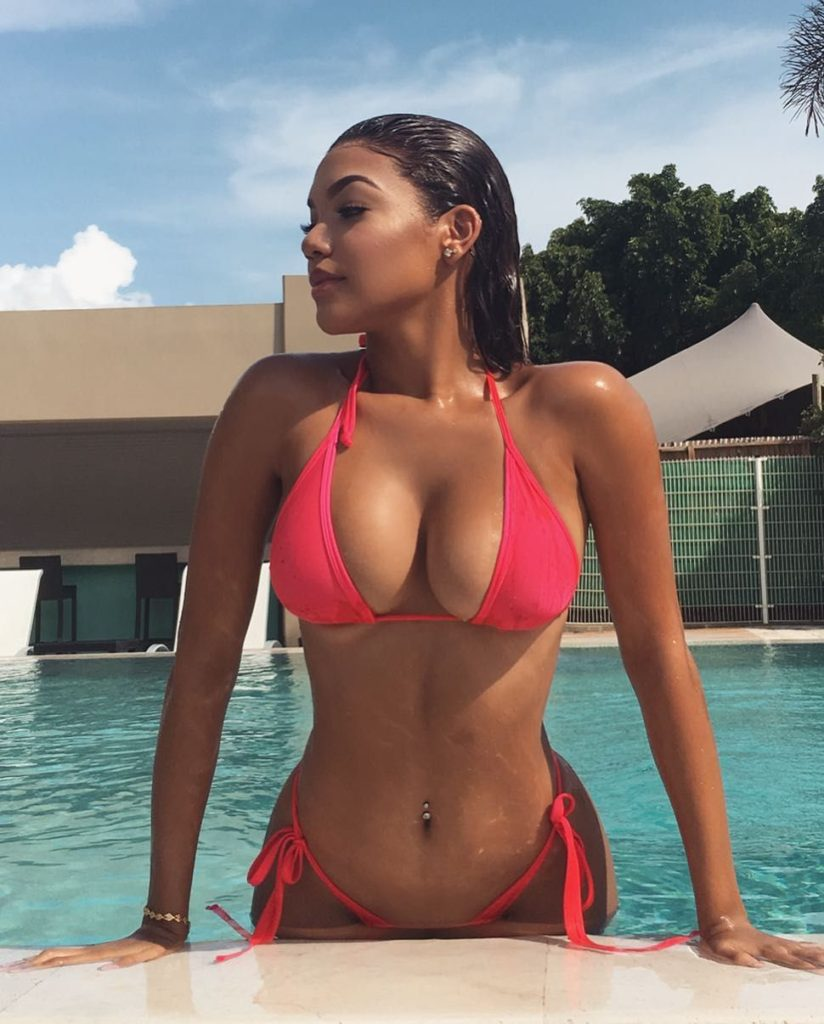 Tiona Fernan Hot Pink Bikini Images 824x1024 - Tiona Fernan Net Worth, Pics, Wallpapers, Career and Biograph