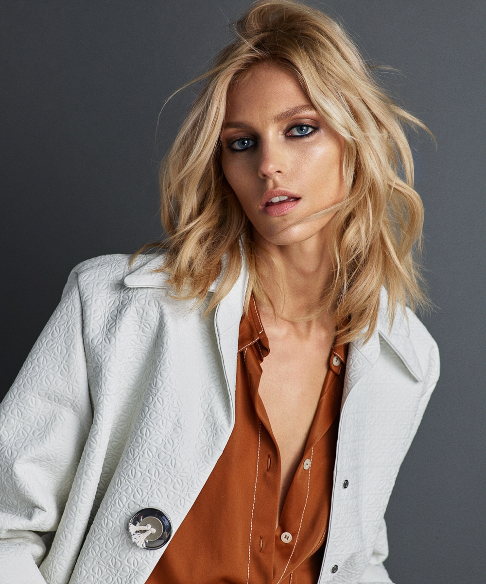 Anja Rubik Magazine Covers - Anja Rubik Magazine Covers