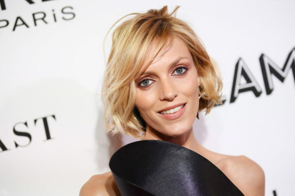 Anja Rubik Short Haircut Wallpapers 1024x683 - Anja Rubik Short Haircut Wallpapers