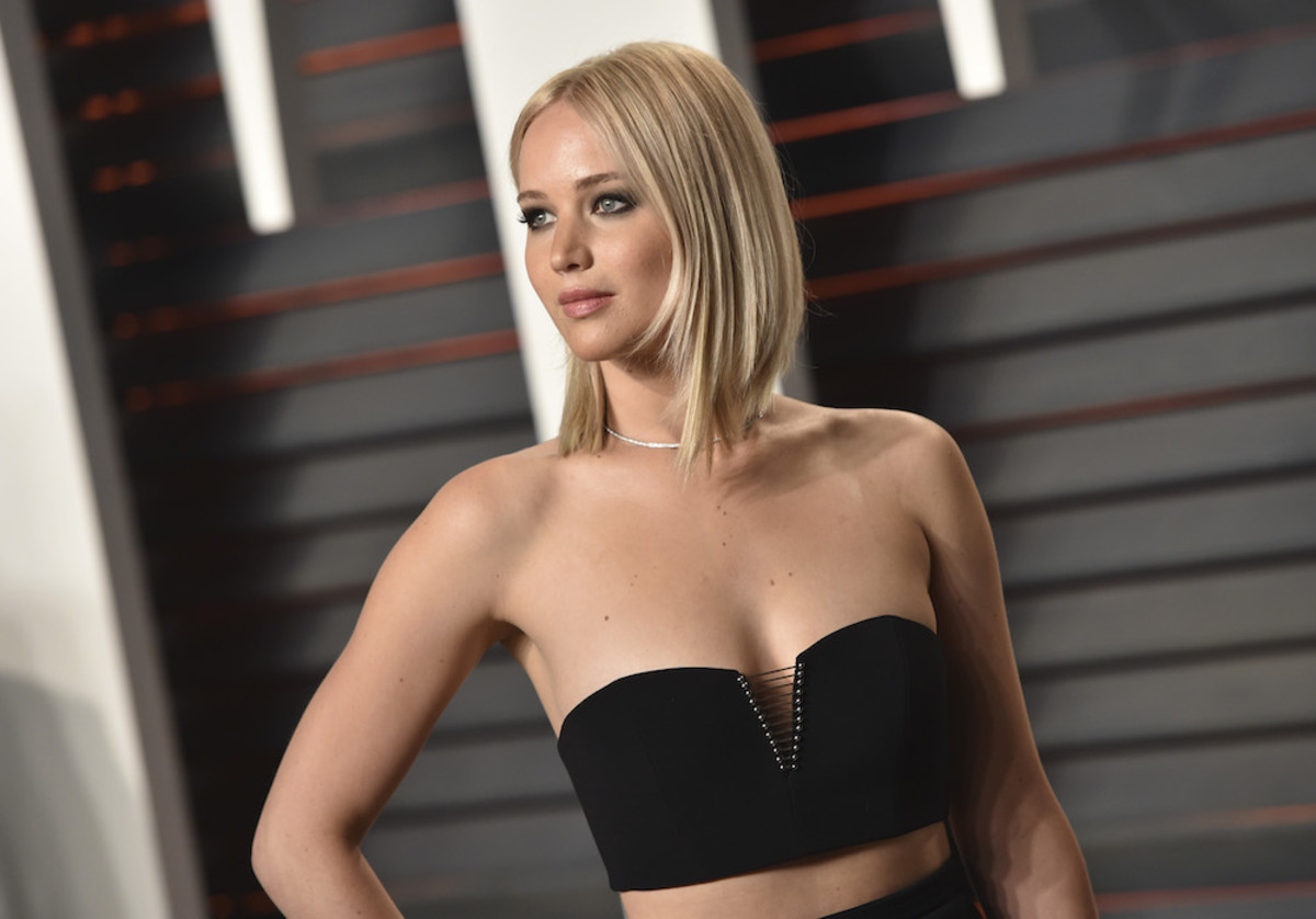 Jennifer Lawrence - Jennifer Lawrence Movies, Net Worth, Life, Pictures and Wallpapers