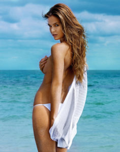 Bar Refaeli On The Sands scaled