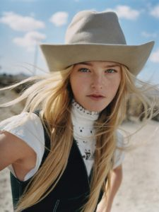 Jean Campbell Cowgirl Pic
