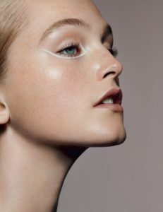 Jean Campbell Face Top Model