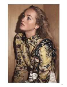 Jean Campbell Perfect Model