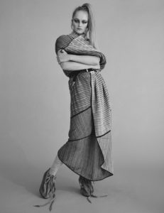 Jean Campbell Top Modeling Image