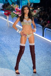 Kelly Gale On The Podium