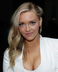Camille Kostek Revealing Dress Images 240x300 - Tiona Fernan Net Worth, Pics, Wallpapers, Career and Biograph