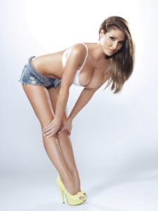 Lucy Pinder Hot Modeling