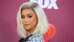 Blonde Shay Mitchell scaled